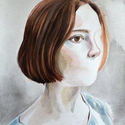 LABO Jongeren (15-32jr) - Mysterieuze portretten in aquarel