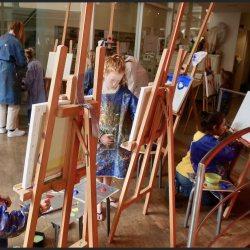 LABO 6-9 jarigen: Schilderen op doek