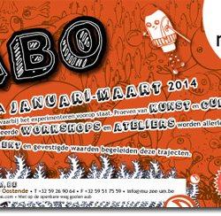 DE NIEUWE LABO-folder JANUARI – MAART 2014!