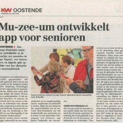 mu-zee-um ontwikkelt app voor senioren