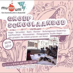 Nieuwe GROEPS-brochure 2016-2017