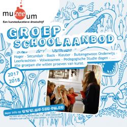 De NIEUWE GROEPs-Brochure Schooljaar 2017-2018